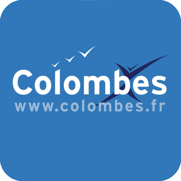 colombes logo customisé